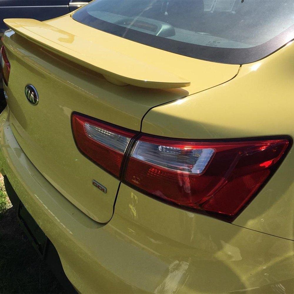 Acura ILX 2013 Custom Style Rear Spoiler