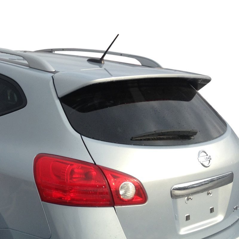 Remin 174 Nissan Rogue 2008 Factory Style Rear Roofline Spoiler