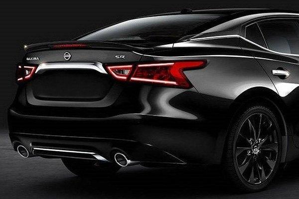 Remin® - Nissan Maxima 2016-2017 Factory Style Rear Spoiler