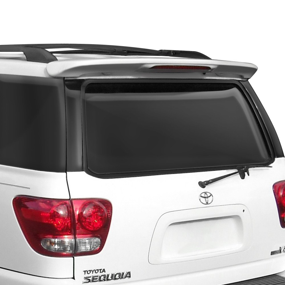 Toyota Sequoia Windshield Replacement Cost: Toyota Sequoia 2001-2007 Factory Style Rear