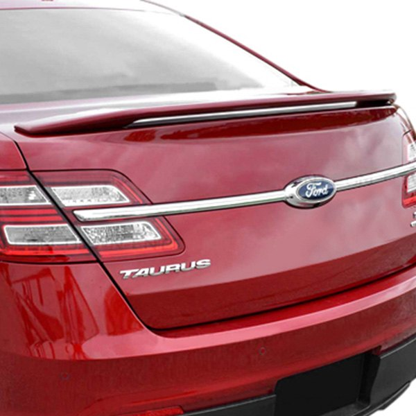 remin ford taurus 2013 2014 factory style rear spoiler. Black Bedroom Furniture Sets. Home Design Ideas