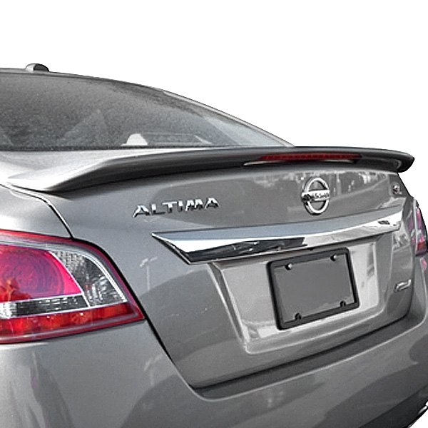 Remin nissan altima 4 doors 2015 factory style rear lip spoiler with light 2015 nissan altima interior lights