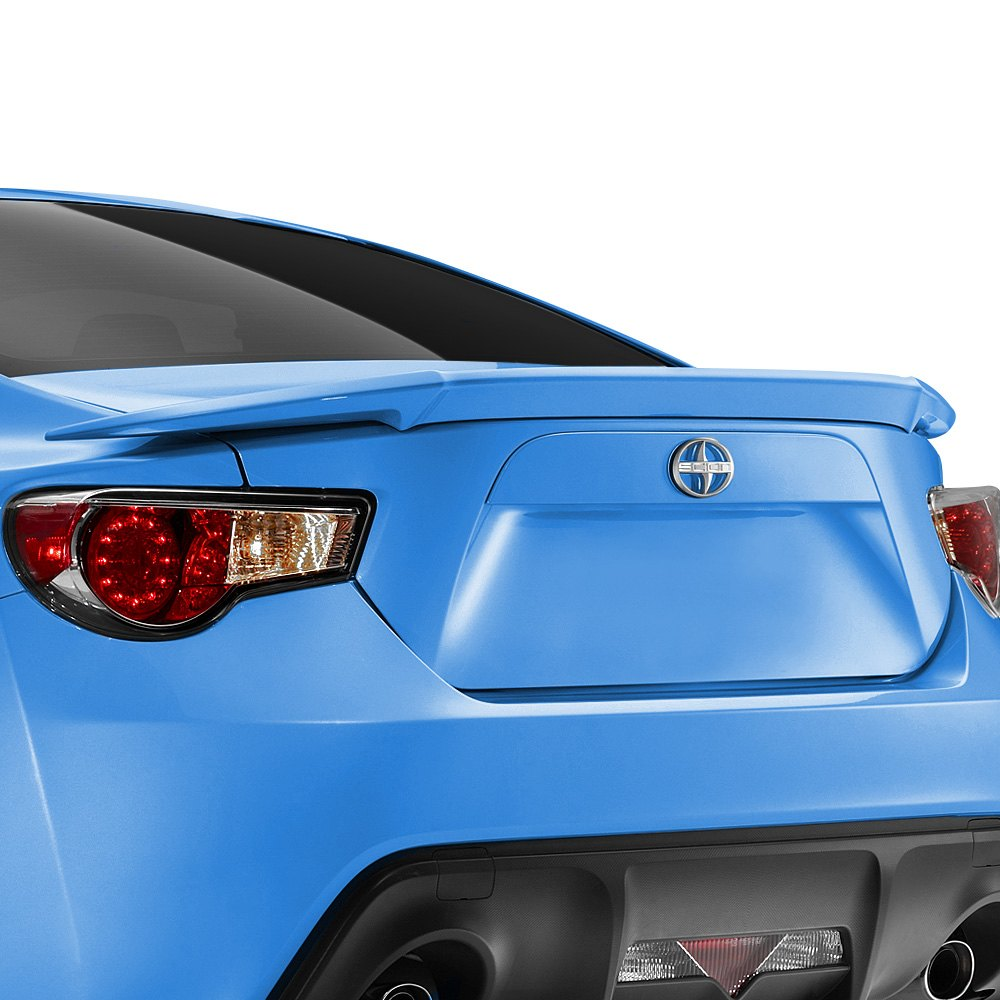 remin scion fr s 2013 factory style rear spoiler. Black Bedroom Furniture Sets. Home Design Ideas