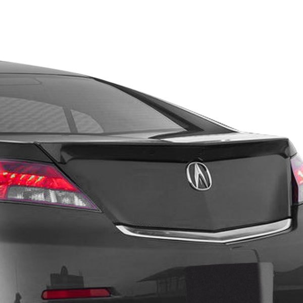 remin acura tl 2009 2014 factory style rear lip spoiler. Black Bedroom Furniture Sets. Home Design Ideas