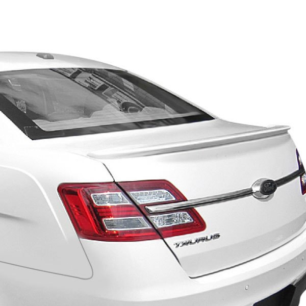 Ford Taurus Sho 2013: Ford Taurus 2013-2017 Factory Style Rear Lip Spoiler