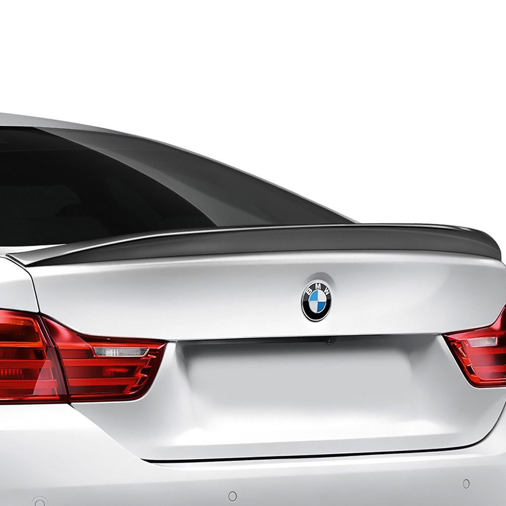 Remin 174 Bmw 4 Series 2014 2015 Factory Style Rear Spoiler