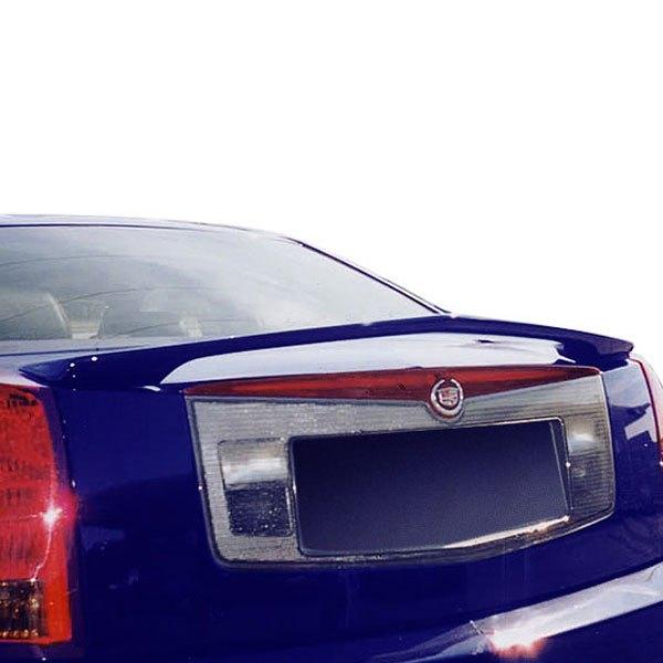 Remin® - Cadillac CTS 2003 Custom Style Rear Spoiler: http://www.carid.com/2003-cadillac-cts-spoiler/remin-rear-spoiler-493283.html