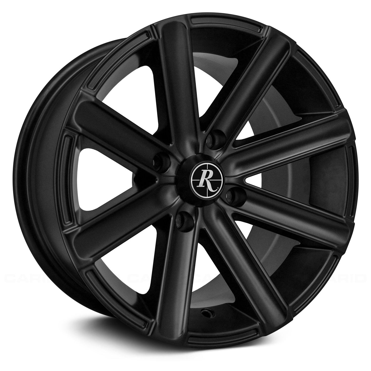 Atv Rims Wheel Covers : Remington freedom atv utv wheels satin black rims