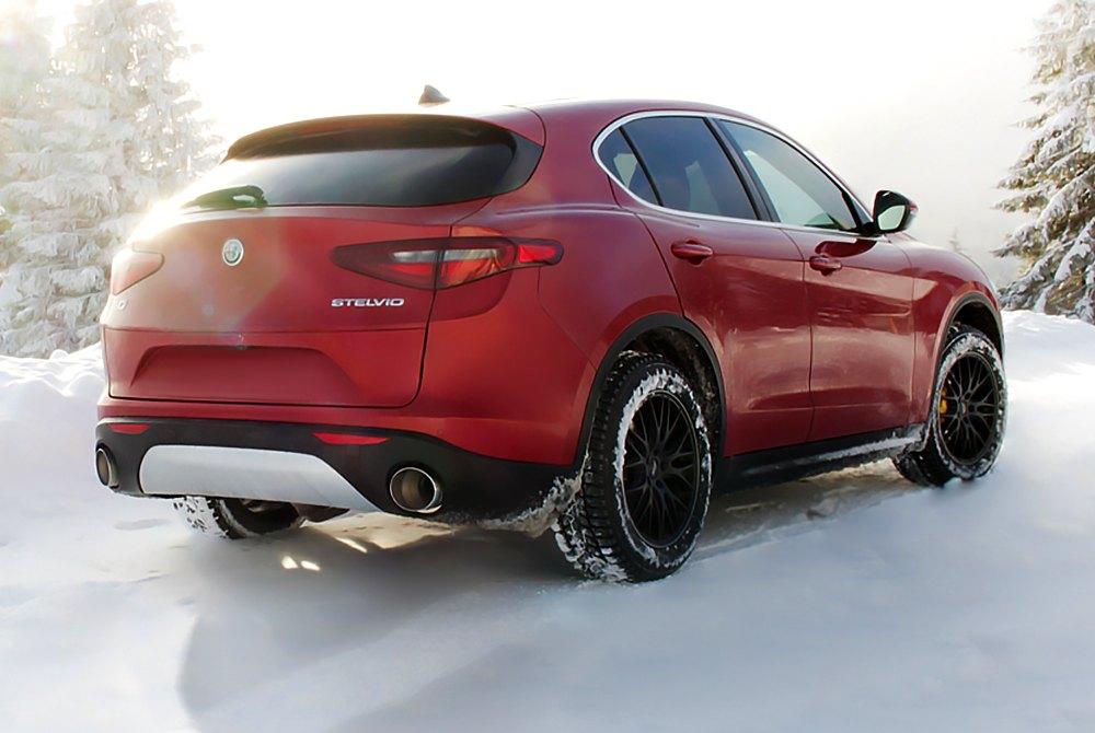 Remus Alfa Romeo Stelvio 2 0l 2018 Sport Exhaust System With