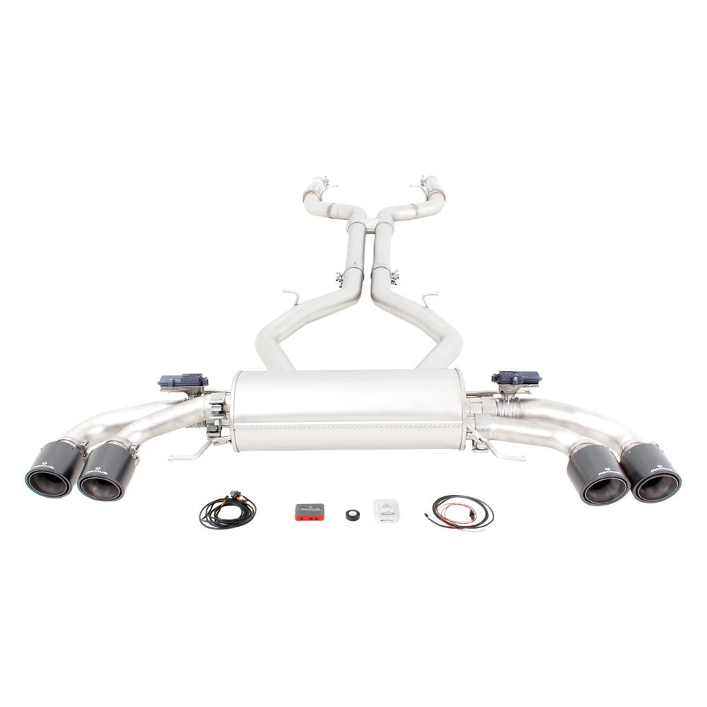 Remus Cat Back Exhaust: Exhaust System