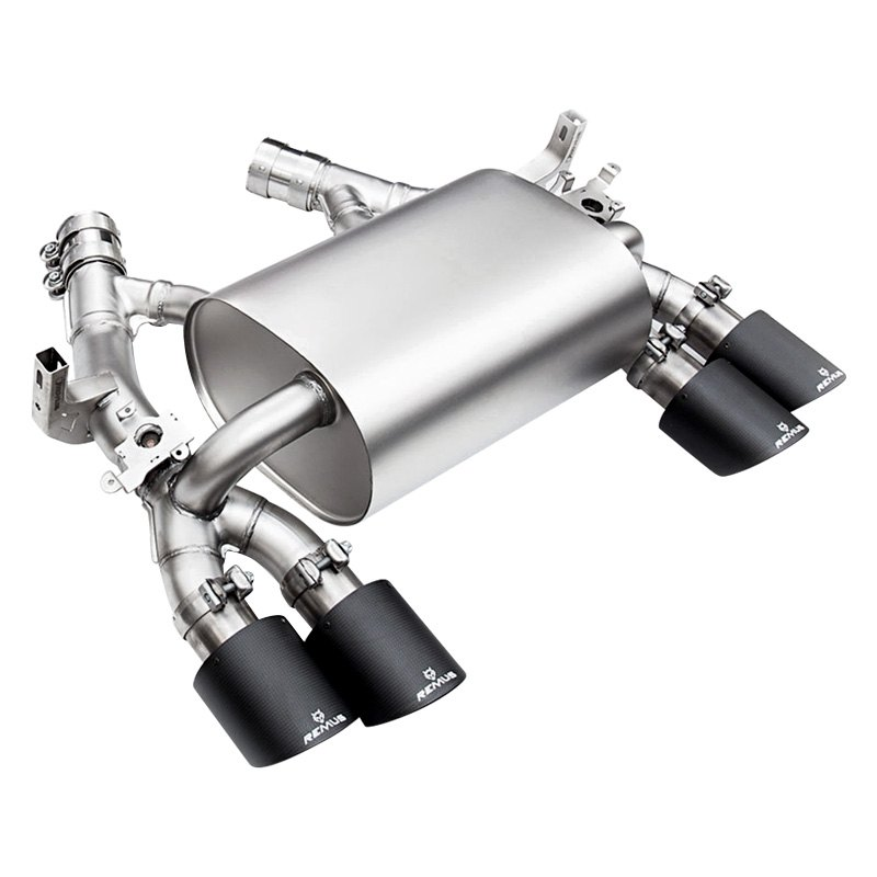Remus Cat Back Exhaust: Sport Exhaust System