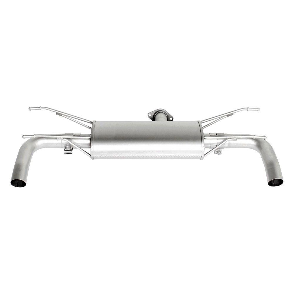 Remus Cat Back Exhaust: Remus® 185016 1500-185016 0000-0026 70S