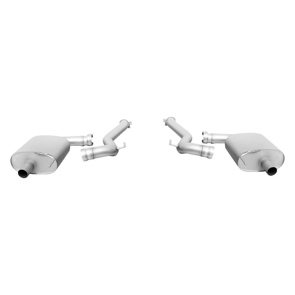 Remus Cat Back Exhaust: Ford Mustang 2015 Stainless Steel Racing Sport