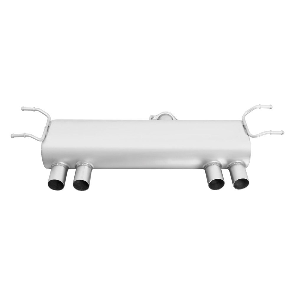 Remus Cat Back Exhaust: Mazda MX-5 2017 Stainless Steel Exhaust System