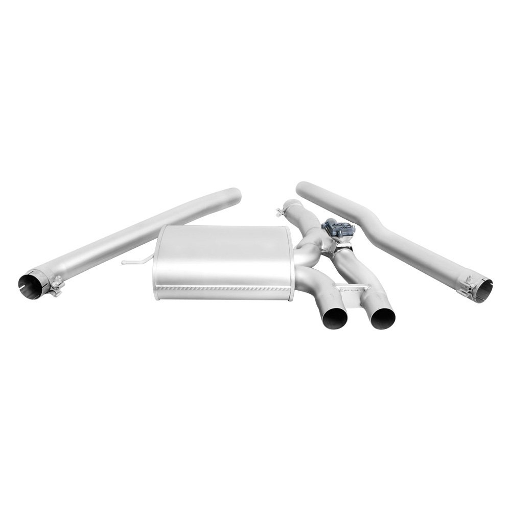 Remus Cat Back Exhaust: Mini Cooper F56 Body Code 2.0L 2015 Stainless
