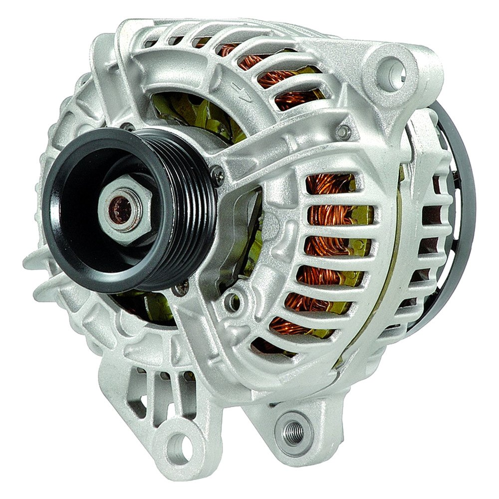 how to change car alternator