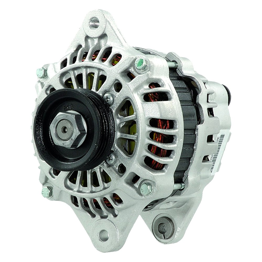 cart on wheels remy 174 13277 remanufactured alternator 13277
