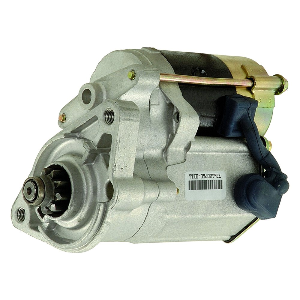 Toyota Tercel 1980-1986 Remanufactured Starter