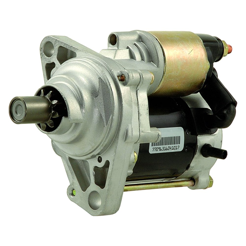 Remy Honda Prelude 22l 23l 1992 Remanufactured Starter Engine