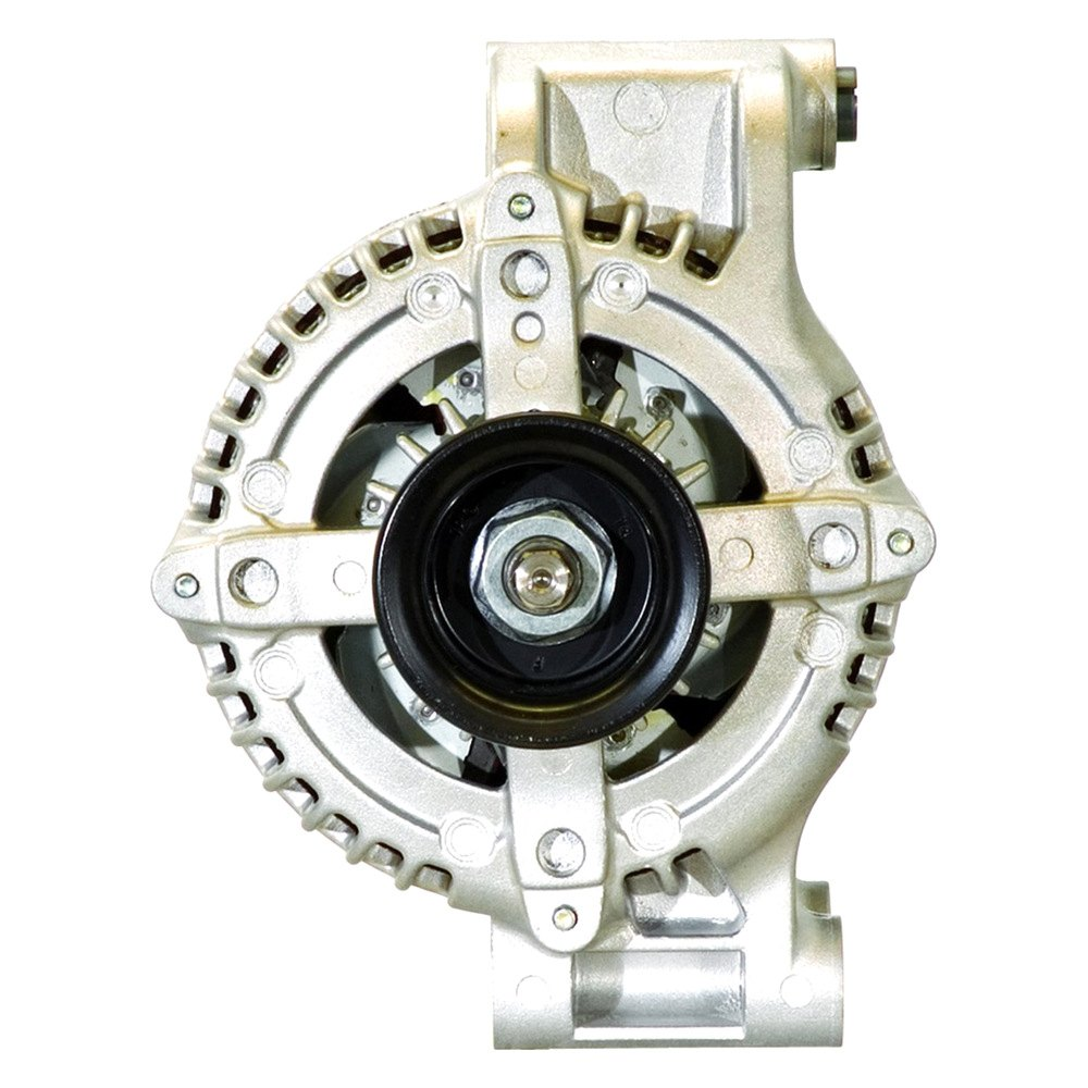 service manual  how to remove alternator on a 2005