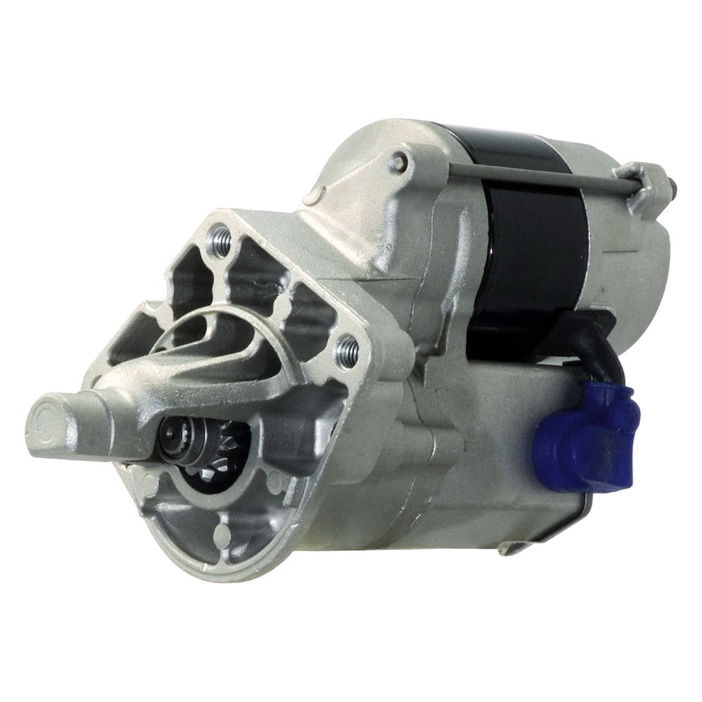 Chrysler 300 2006 2009 Remanufactured Starter: [Removing Starter 2009 Chrysler Town Country