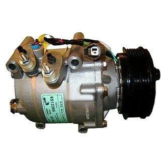 Replace honda civic with factory compressor type tra090 for Honda civic ac compressor replacement cost