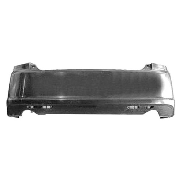 Acura TSX 2006-2008 Rear Bumper Cover