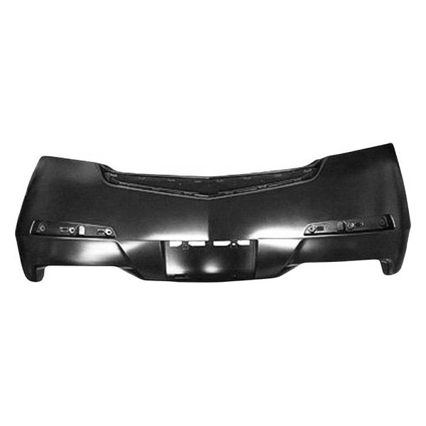 Acura TL Without Park Assist Sensors 2009-2011