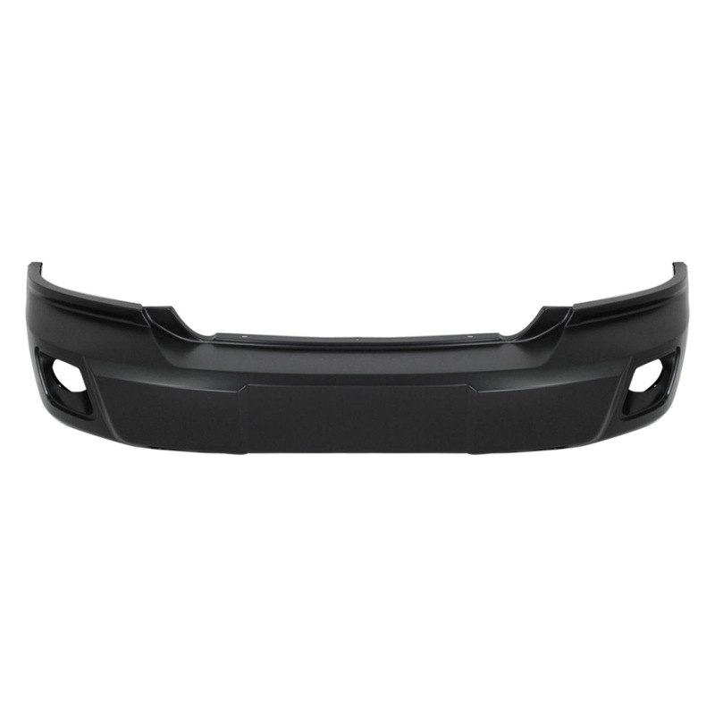 replace ch1000972 fits dodge dakota replacement front bumper cover brand new ebay. Black Bedroom Furniture Sets. Home Design Ideas
