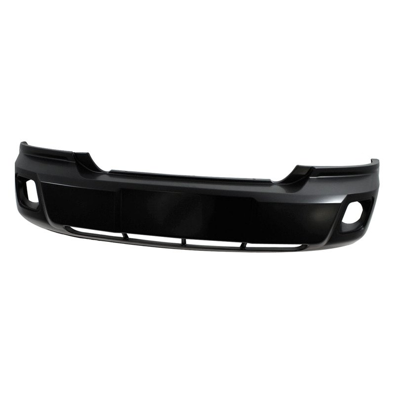 replace ch1000995 fits dodge dakota replacement front bumper cover brand new ebay. Black Bedroom Furniture Sets. Home Design Ideas