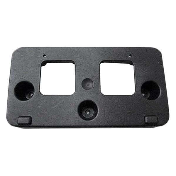 Replace® FO1068132 - Ford Fiesta 2011-2013 Front Bumper License Plate