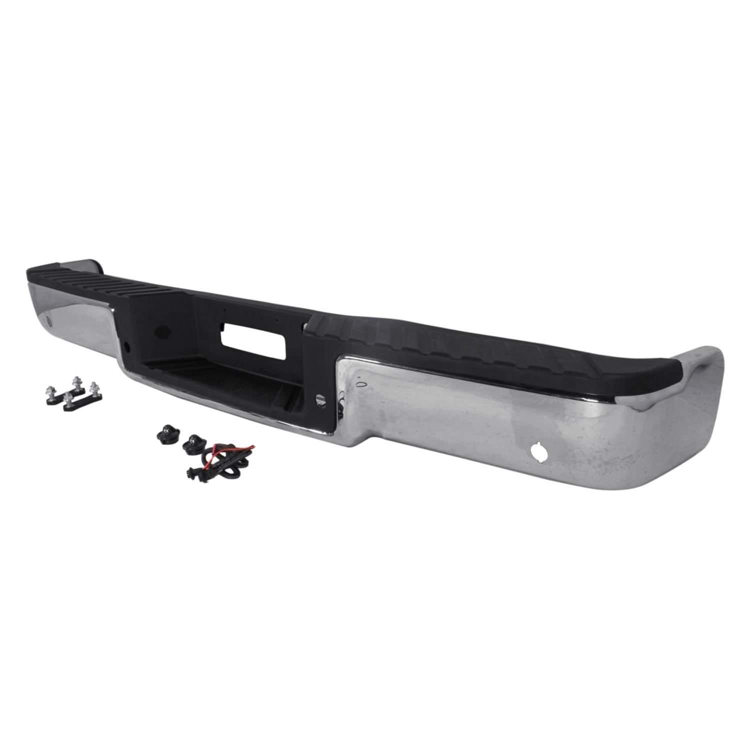 Rear Bumper Assy : Replace ford f rear step bumper assembly