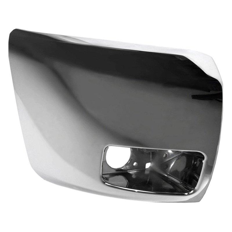 replace chevy silverado 2012 front bumper end. Black Bedroom Furniture Sets. Home Design Ideas