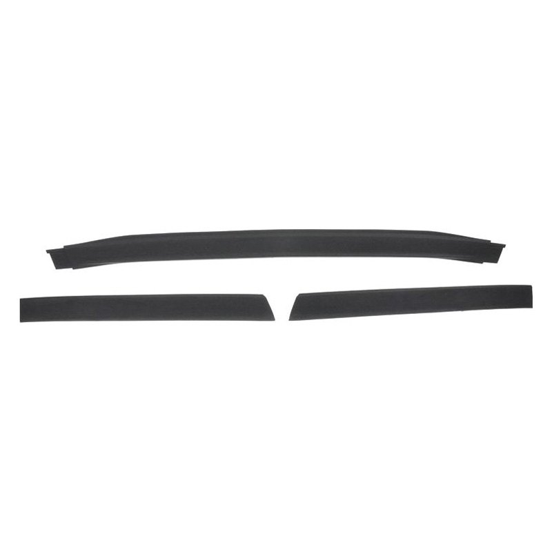 replacement front bumper air deflector replace gm1092236. Black Bedroom Furniture Sets. Home Design Ideas