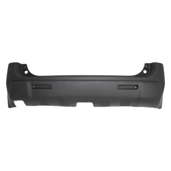 replace chevy equinox 2005 2006 rear bumper cover. Black Bedroom Furniture Sets. Home Design Ideas