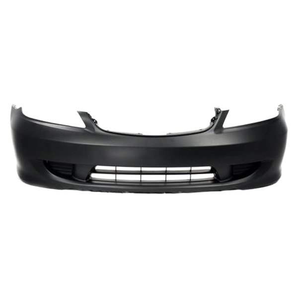 How To Replace 2007 Honda Civic Front Bumper
