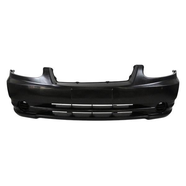 Replace 174 Hyundai Accent 2003 2005 Front Bumper Cover