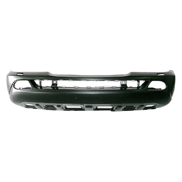 replace mercedes ml350 ml500 2004 front bumper cover