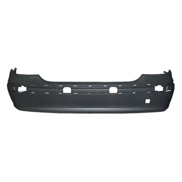 replace mercedes e class 2003 rear bumper cover