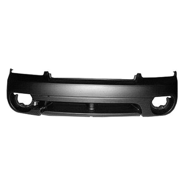 Outback Front Bumper : Replace subaru outback without tow hook park