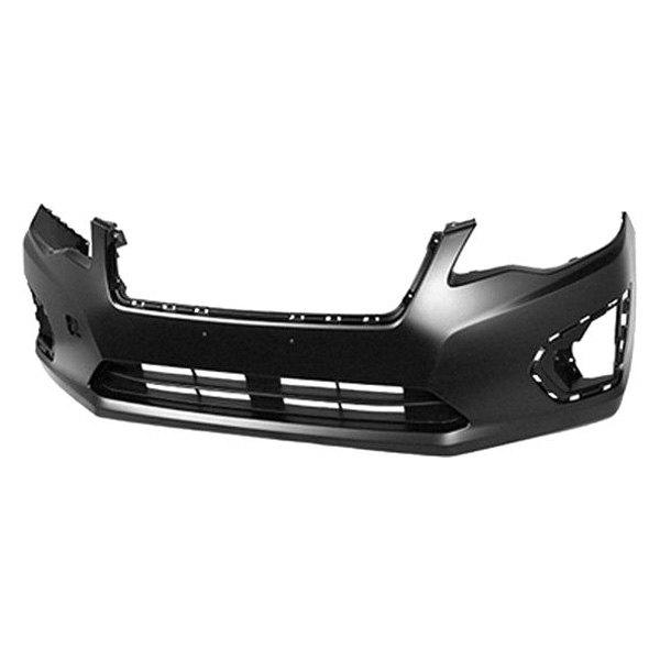 Subaru Cross Track >> Replace® - Subaru XV Crosstrek 2013 Front Bumper Cover