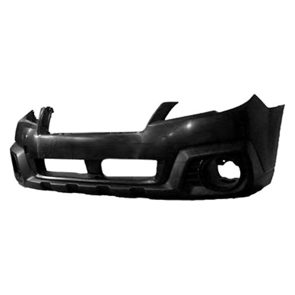 Outback Front Bumper : Replace subaru outback wagon front bumper cover