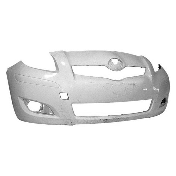 Toyota Yaris 2009-2011 Front Bumper Cover