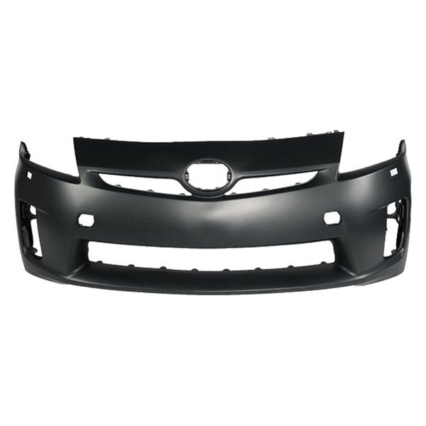 replace toyota prius with tow hook with fog lights 2010 2011 front bumper cover. Black Bedroom Furniture Sets. Home Design Ideas