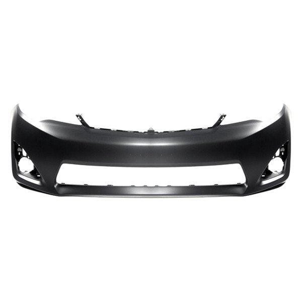 replace to1000378v 2012 toyota camry front bumper cover. Black Bedroom Furniture Sets. Home Design Ideas