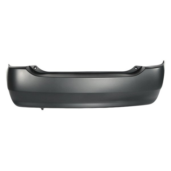 replace toyota prius without tow hook without park assist sensors 2004 2009 rear bumper cover. Black Bedroom Furniture Sets. Home Design Ideas