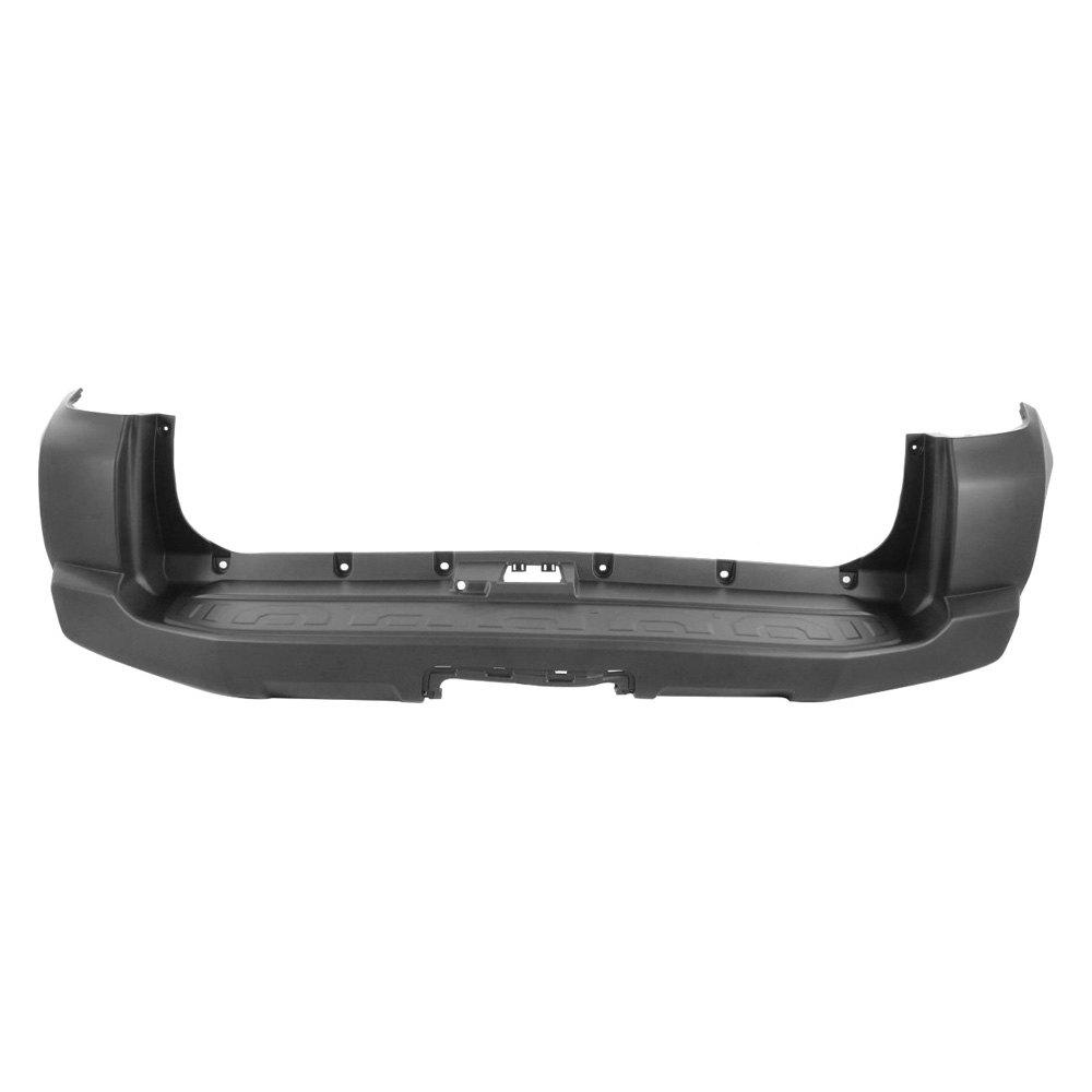 Replace® - Rear Bumper Cover