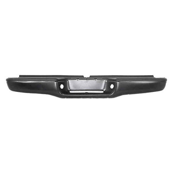 Rear Bumper Assy : Replace toyota tacoma rear step bumper assembly