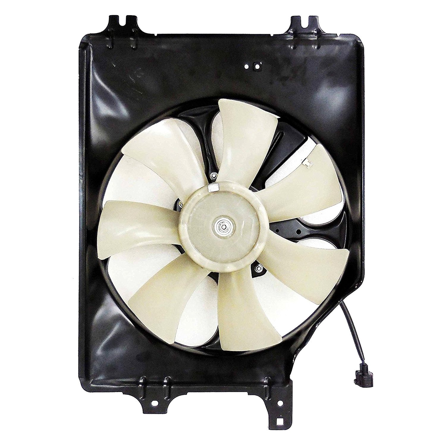 Replacement Motor Cooling Fans : Replace ac engine cooling fan assembly