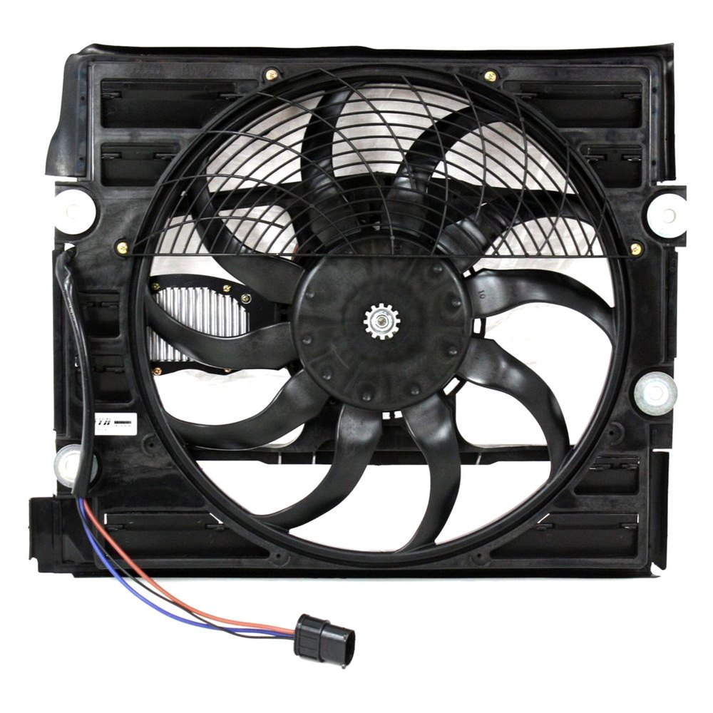 Replace a c condenser fan assembly for Ac condenser fan motor replacement